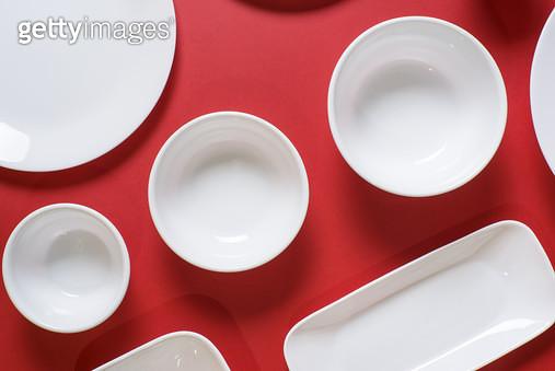 빈 접시들 - gettyimageskorea