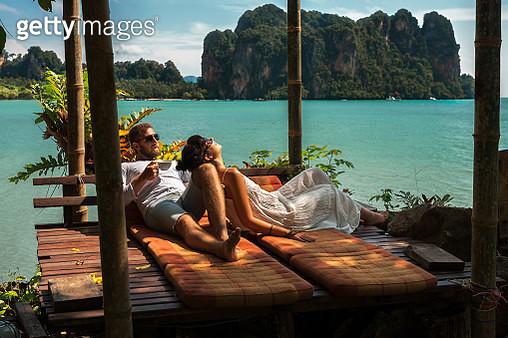 Honeymoon Trip Wedding Travel - gettyimageskorea