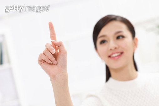 Young business woman - gettyimageskorea