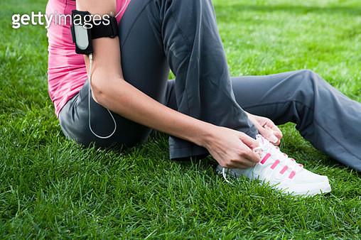 Female runner - gettyimageskorea