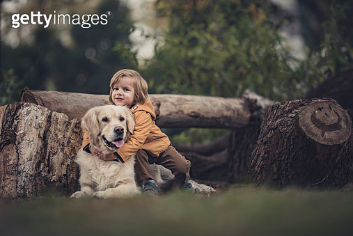 I love my doggy very much! - gettyimageskorea