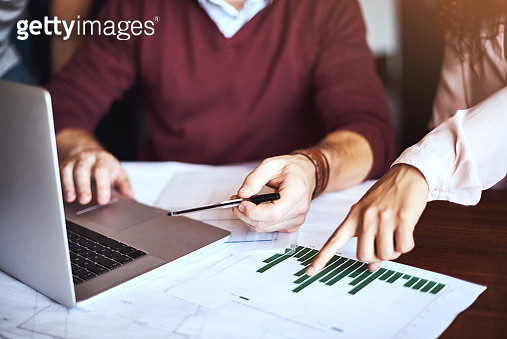Technology simplified the way we do business - gettyimageskorea