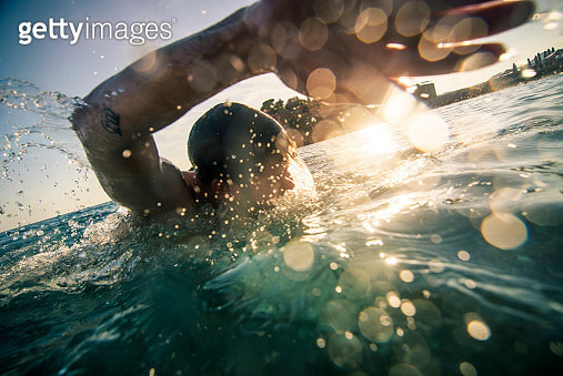 Front crawl - gettyimageskorea