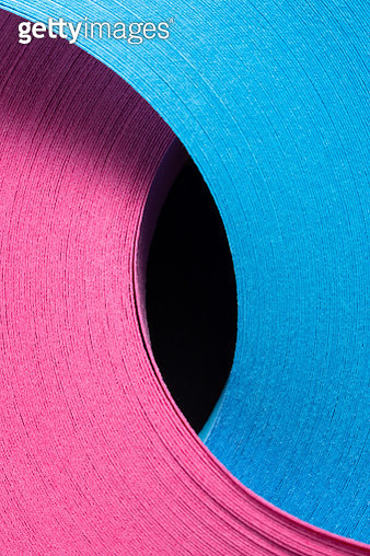 Intertwined Multi-layer Paper - gettyimageskorea