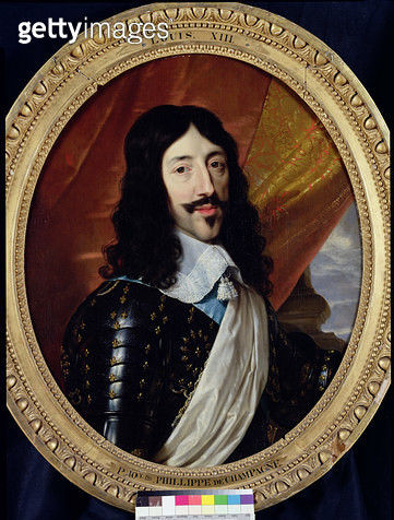 <b>Title</b> : Portrait of Louis XIII (1601-43) after 1610 (oil on canvas)<br><b>Medium</b> : oil on canvas<br><b>Location</b> : Musee de la Ville de Paris, Musee Carnavalet, Paris, France<br> - gettyimageskorea