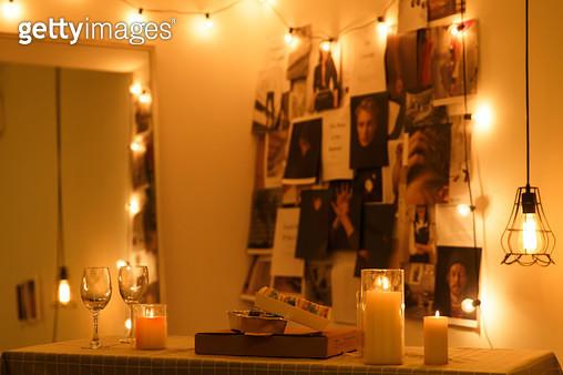A romantic dinner - gettyimageskorea