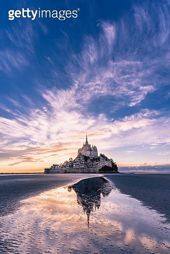 Mont St Michel - gettyimageskorea