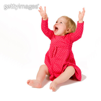 Happy Smiling Toddler - gettyimageskorea