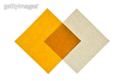 Backlit Isolated Yellow Paper - gettyimageskorea