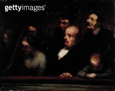 <b>Title</b> : The Loge, c.1857 (oil on panel)<br><b>Medium</b> : oil on panel<br><b>Location</b> : Walters Art Museum, Baltimore, USA<br> - gettyimageskorea