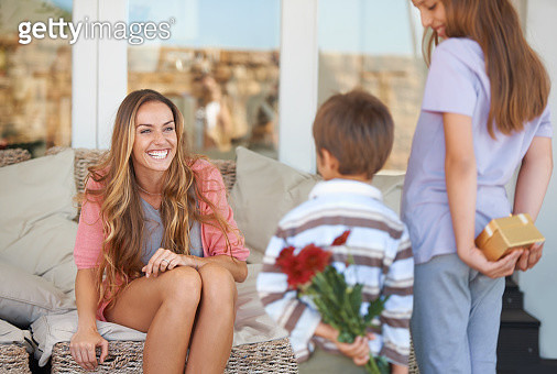 For the best mom ever! - gettyimageskorea