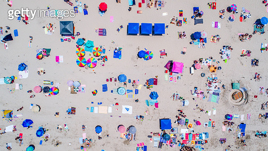 4th of july on the beach - gettyimageskorea