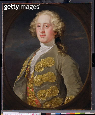 <b>Title</b> : William Cavendish, Marquess of Hartington, Later 4th Duke of Devonshire (1720-64) 1741 (oil on canvas)<br><b>Medium</b> : oil on canvas<br><b>Location</b> : Yale Center for British Art, Paul Mellon Collection, USA<br> - gettyimageskorea