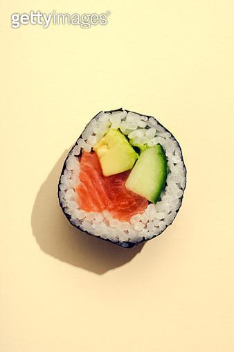 a maki sushi role - gettyimageskorea
