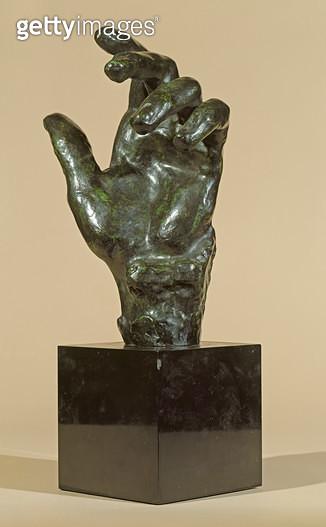 Hand (bronze) - gettyimageskorea