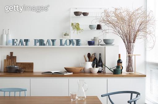 인테리어,주택,테이블,식탁 - gettyimageskorea
