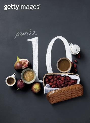 음식재료,과일,무화과,대추 - gettyimageskorea