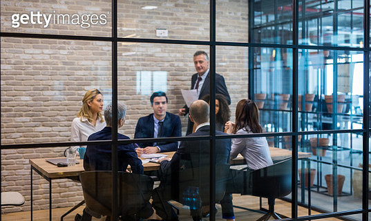 Business meeting - gettyimageskorea