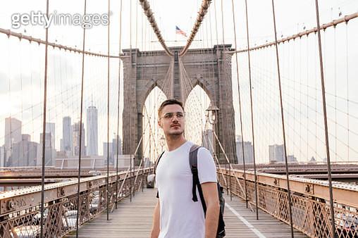 Tourist exploring New York City, United States - gettyimageskorea