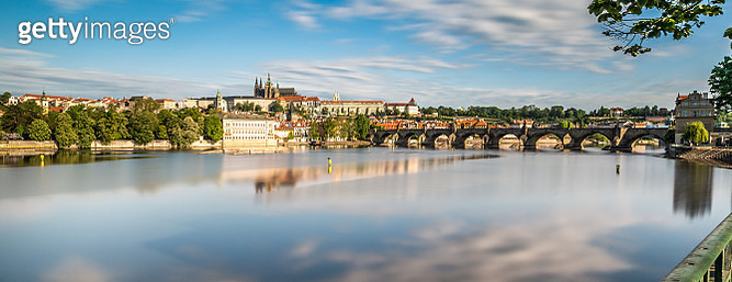Panorama Of Prague - gettyimageskorea