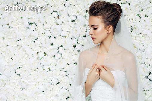 Beautiful bride - gettyimageskorea