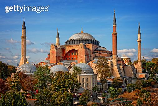 Hagia Sophia (Ayasofya), Istanbul, Turkey - gettyimageskorea