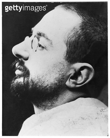 <b>Title</b> : Henri de Toulouse-Lautrec (1864-1901) (b/w photo)<br><b>Medium</b> : <br><b>Location</b> : Archives Larousse, Paris, France<br> - gettyimageskorea