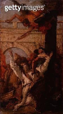 Martyrdom of St. John/ Bishop of Bergamo - gettyimageskorea