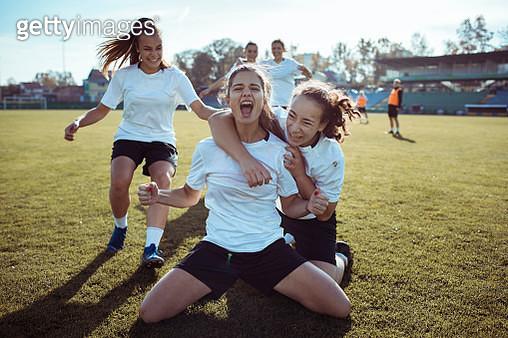Goal Celebration - gettyimageskorea