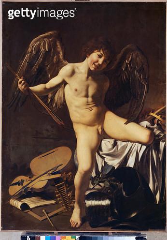 Victorious Cupid. 1602. - gettyimageskorea