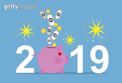 New year 2019 - gettyimageskorea