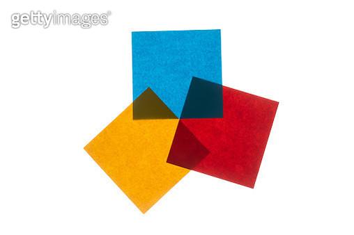 Backlit Multi Colored Paper - gettyimageskorea
