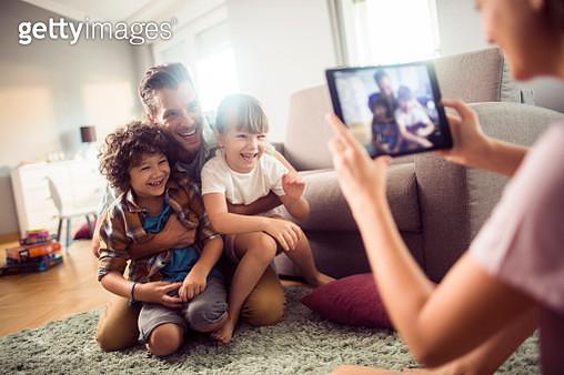 Family photo - gettyimageskorea
