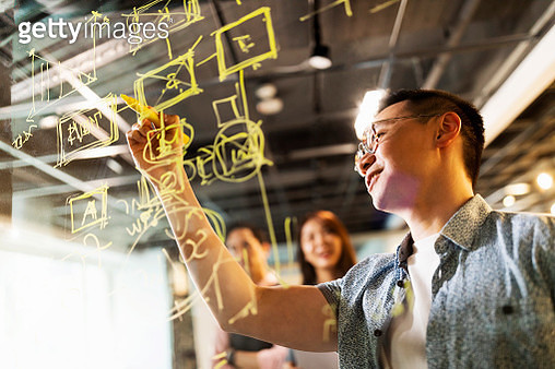 Better understood when you put ideas into scheme - gettyimageskorea