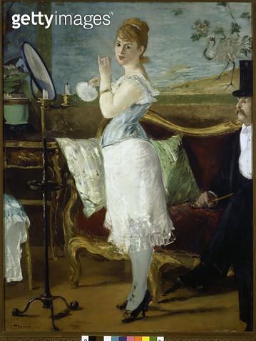 Nana. 1877. - gettyimageskorea
