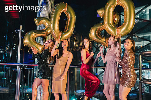 Happy New Year 2020! - gettyimageskorea
