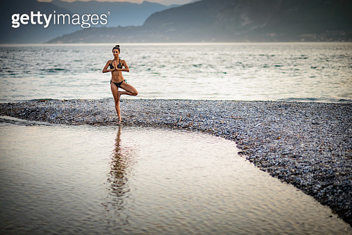 Morning routine. - gettyimageskorea