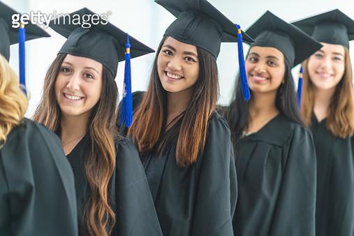 Graduation ceremony - gettyimageskorea
