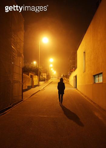 Alone in Porto - gettyimageskorea