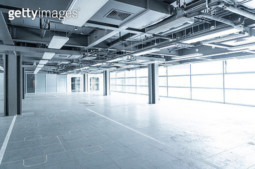 interiorview  of the modern architectural - gettyimageskorea