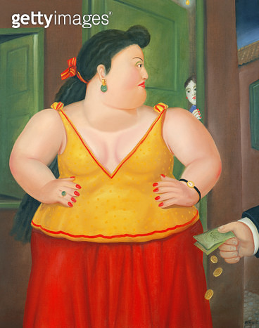 <b>Title</b> : Amanda, 1982 (oil on canvas)<br><b>Medium</b> : oil on canvas<br><b>Location</b> : Private Collection<br> - gettyimageskorea