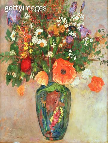 Vase de Fleurs - gettyimageskorea