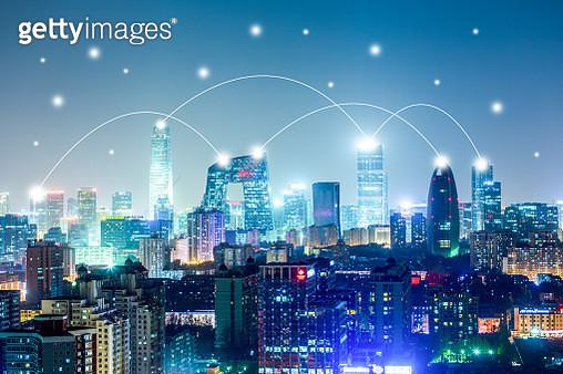 City Network beijing cbd - gettyimageskorea