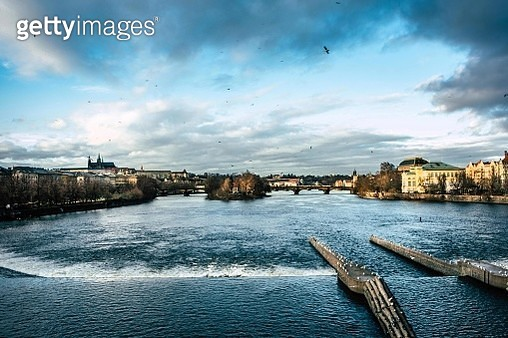 Prague, panoramic view - gettyimageskorea