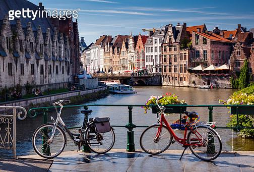 Bicycles - gettyimageskorea