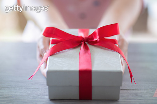 Valentine's Day,Christmas gift boxes,New Year Gift Boxes,Gift Boxes - gettyimageskorea