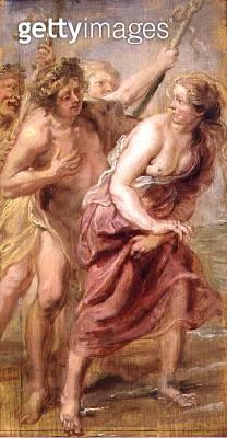 Ariadne and Bacchus - gettyimageskorea