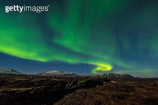 The Aurora - gettyimageskorea