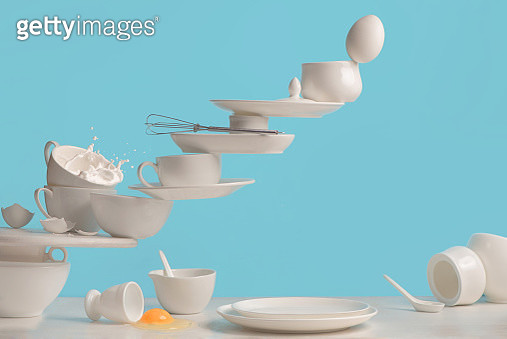 One touch: omelette - gettyimageskorea