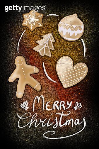 Christmas cookies - gettyimageskorea